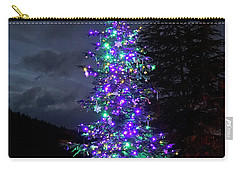 Christmas Tree - 365 - 295 Carry-all Pouch by Inge Riis McDonald