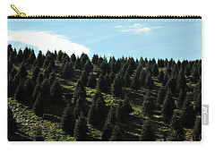 Christmas Tree Farm Carry-all Pouch
