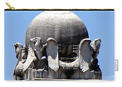 Christopher Columbus Memorial Fountain 3 Carry-all Pouch by Randall Weidner