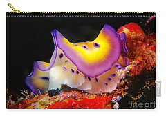 Chromodoris Kunei Nudibranch  Carry-all Pouch