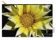Carry-all Pouch featuring the photograph Chrysanthos by Linda Lees