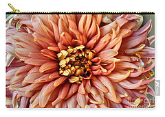 Chrysanthemum Carry-all Pouch