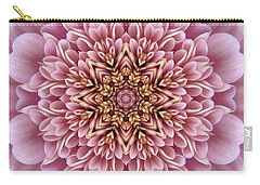 Chrysanthemum Kaleidoscope Carry-all Pouch