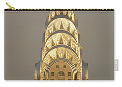 Chrysler Building New York Ny Carry-all Pouch