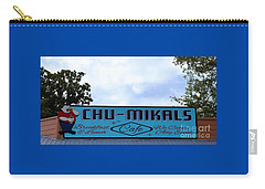 Chu - Mikals - Friendly Austin Texas Charm Carry-all Pouch