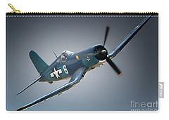 Chuck Wentworths F4u Corsair No.8 Carry-all Pouch