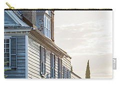 Church And Water Charleston Sc Carry-all Pouch