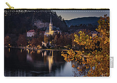 Church At Bleed Carry-all Pouch