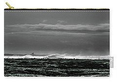 Church By The Sea Carry-all Pouch