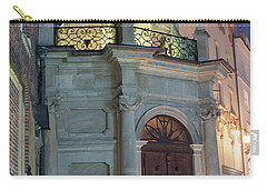 Carry-all Pouch featuring the photograph Church Door by Juli Scalzi