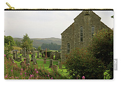 Church In Isle Of Skye Carry-all Pouch