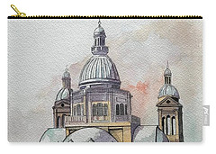 Church Of Christ The King Carry-all Pouch