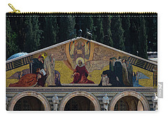 Church Of Gethsemane Carry-all Pouch