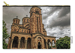 Church Of Saint Mark Carry-all Pouch