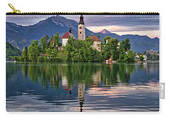 Church Of The Assumption. Carry-all Pouch