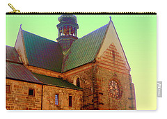 Church Of The Blessed Virgin Mary And St. Florian In The Wachock Carry-all Pouch