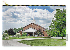 Church On Coldwater Carry-all Pouch