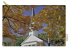 Church, Sharon Vermont Carry-all Pouch