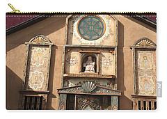 Church With Heartfelt Sky Carry-all Pouch