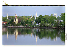 Churches, Mahone Bay, Nova Scotia Carry-all Pouch