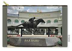Churchill Downs Barbaro 2 Carry-all Pouch