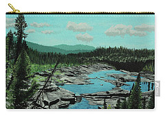 Churchill River Carry-all Pouch