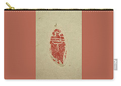 Cicada Chop Carry-all Pouch