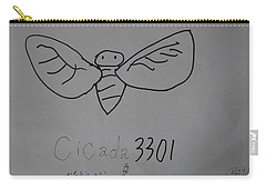 Cicada3301 Carry-all Pouch