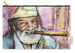 Cigars And Cuba Carry-all Pouch