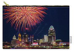 Cincinnati Fireworks Carry-all Pouch