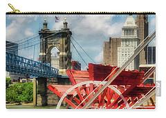 Cincinnati Landmarks 1 Carry-all Pouch