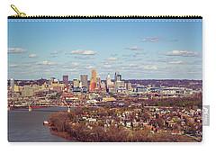 Cincinnati Skyline 2 Carry-all Pouch by Scott Meyer