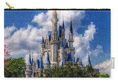 Cinderella Castle Summer Day Carry-all Pouch
