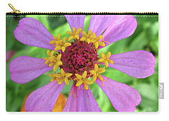 Carry-all Pouch featuring the photograph Cinderella Flower by Mary Ellen Frazee