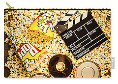 Cinema Of Entertainment Carry-all Pouch