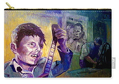 Cinema Paradiso Carry-all Pouch by Paul Weerasekera