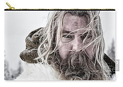 Cinematic Portrait Carry-all Pouch