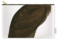 Cinereous Vulture Carry-all Pouch
