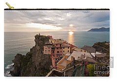 Cinque Terre Tranquility Carry-all Pouch