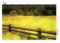 Ciquique Pueblo Meadow 2 Carry-all Pouch