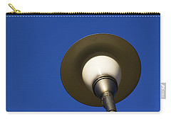 Circle And Blues Carry-all Pouch by Prakash Ghai