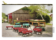Circle The Wagons Carry-all Pouch