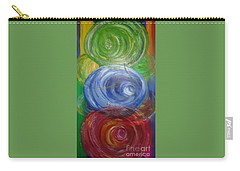 Concentric Joy Carry-all Pouch