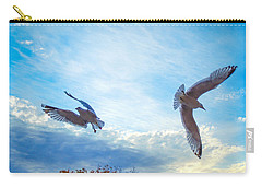 Circling Wings  Carry-all Pouch