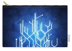Circuit Board Technology Carry-all Pouch