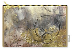 Circumnavigate II Carry-all Pouch by T Fry-Green