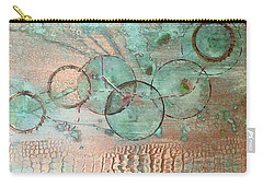 Circumnavigate Carry-all Pouch by T Fry-Green