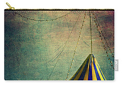 Circus With Distant Ships II Carry-all Pouch