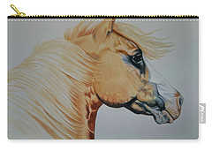 Palomino Paint - Cisco Carry-all Pouch by Cheryl Poland