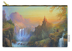 Citadel Of The Elves Carry-all Pouch